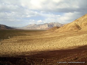 Saline Valley at Death Valley National Park