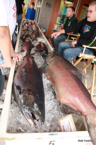 Salmon Days & Family Farms