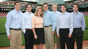 The Romney sons who represent an entire class of children in the U.S. who have never even considered going into the military.