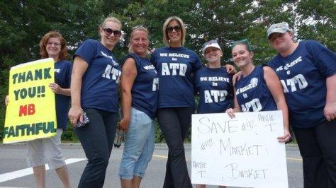 marketbasket strkers strike