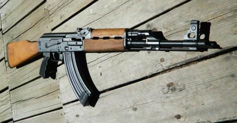 gun guns AK-47
