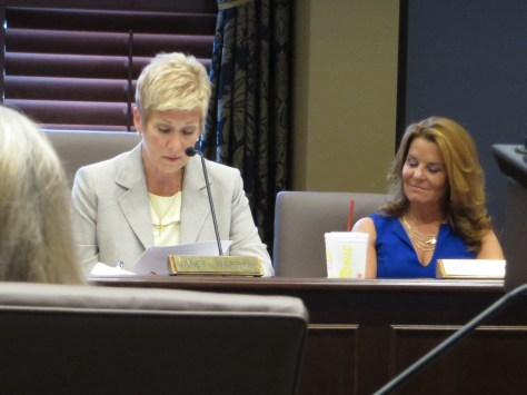 Barresi, Ford, SDE, Board of Education