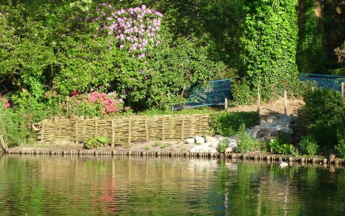 Paysagiste Bordeaux Arcachon : massifs et plantations