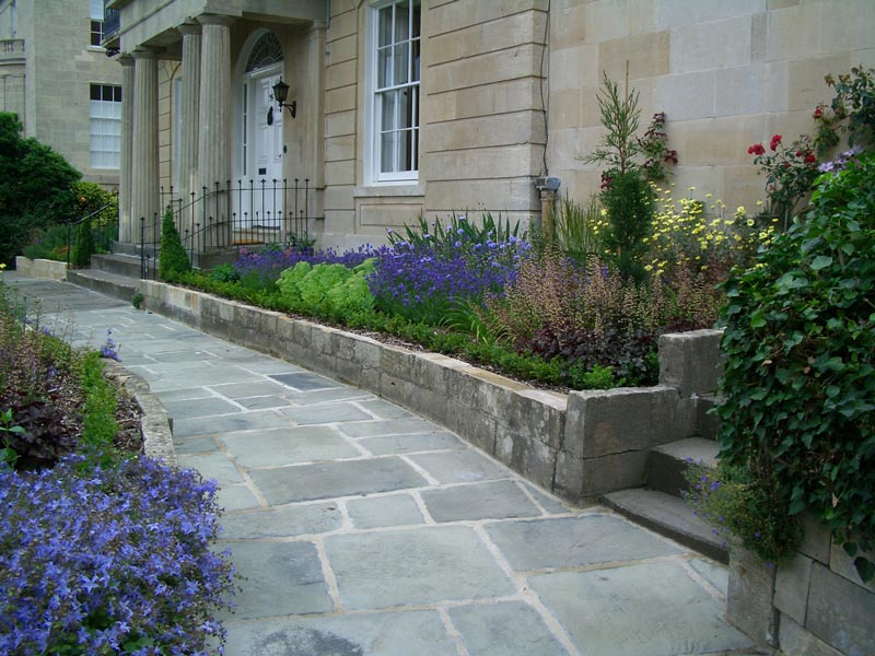 right patio slabs for your garden