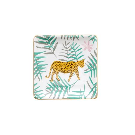 Buchhandlung Bayreuth Rice Keramik Schale Ringe Leopard