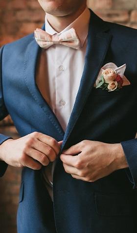 Outfits Fur Mannliche Hochzeitsgaste Breuninger