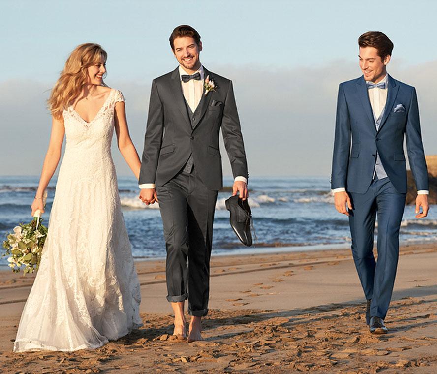 Hochzeitsanzug Der Marke Wilvorst After Six