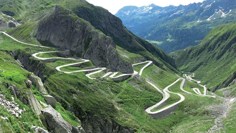 Image result for St. Gotthard Pass, Switzerland