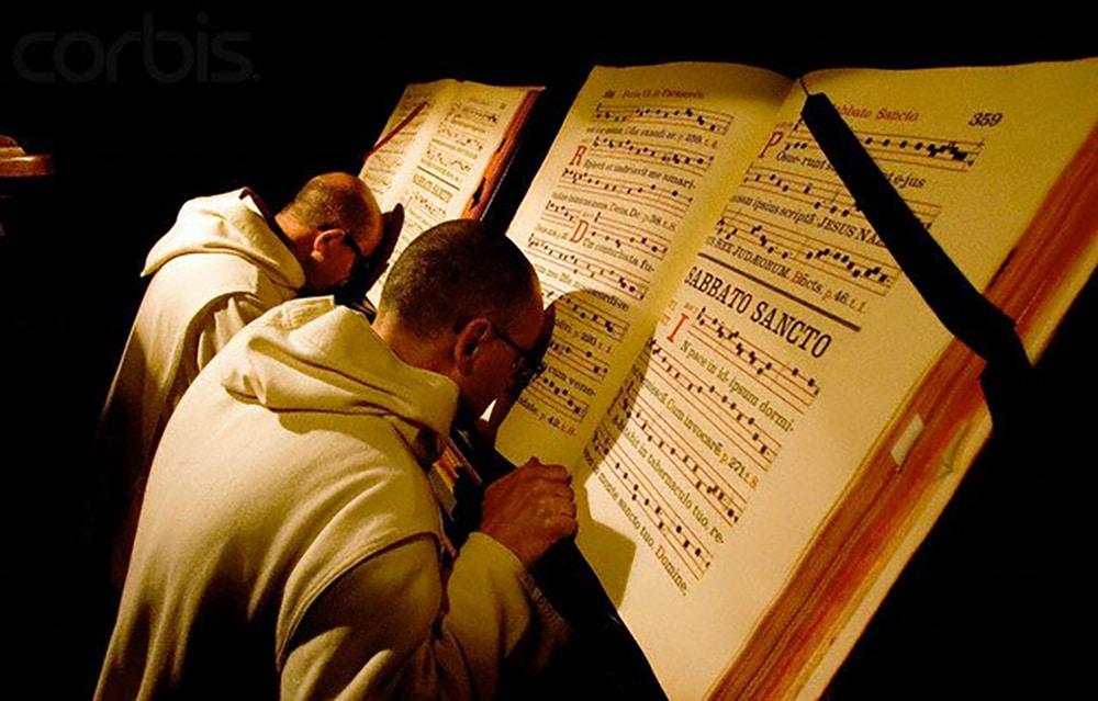 Leggio monastico