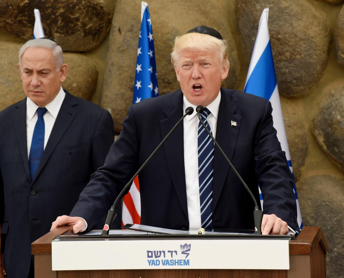 US to move of Embassy to Jerusalem