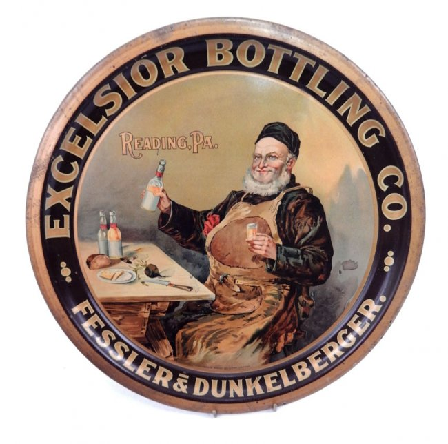 Excelsior Bottling Co. Tray