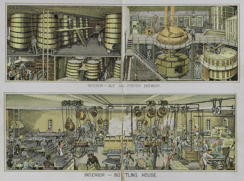 Bergner and Engel Litho