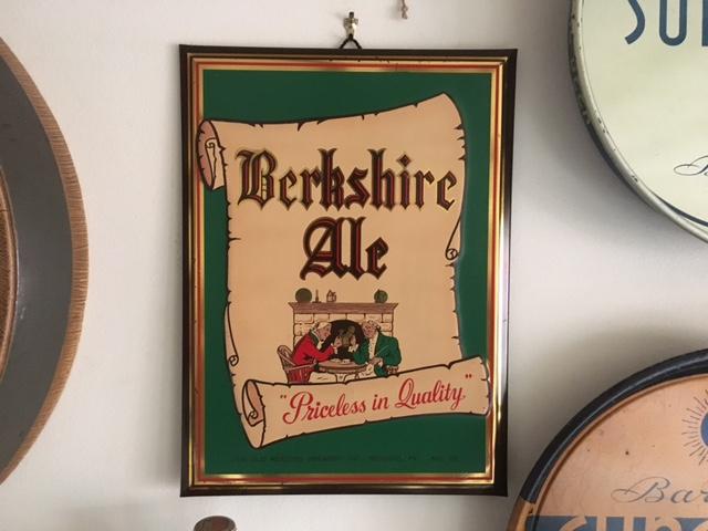 Berkshire Ale TOC