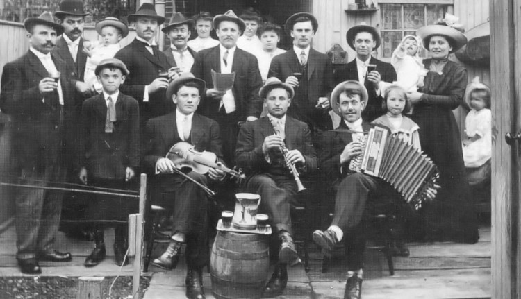 Horlacher Brewery Employees