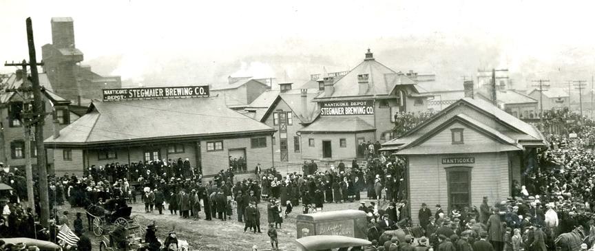 Stegmaier Brewery Depot
