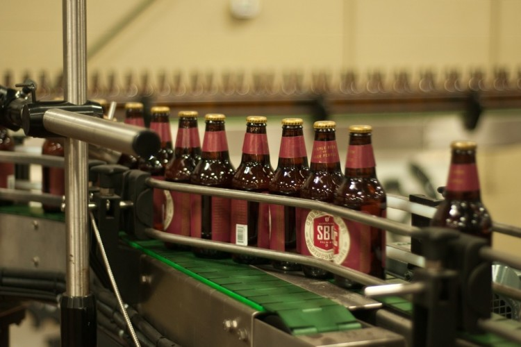 Susquehanna Brewery Bottling Line - Current
