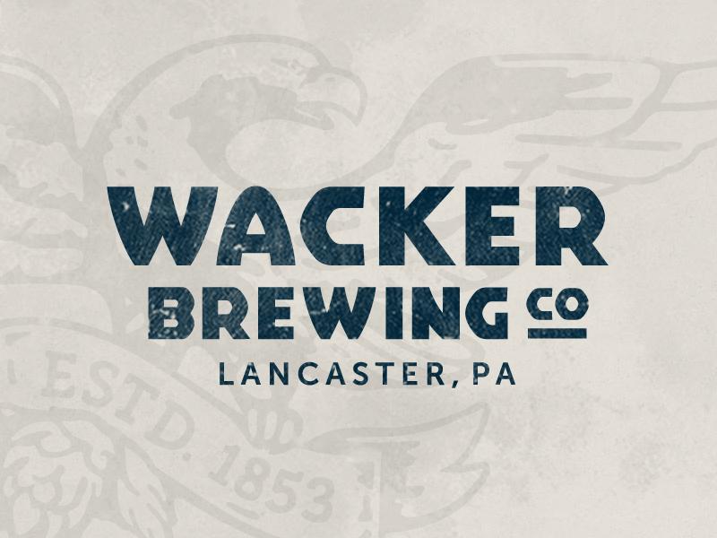 New Wacker Brewery Logo