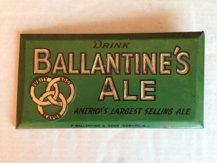 Ballantine's Ale tTOC Sign
