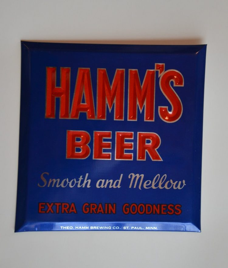 Hamms Beer Smooth Mellow TOC