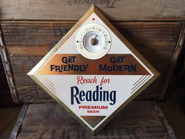 Reading Premium Beer Thermometer