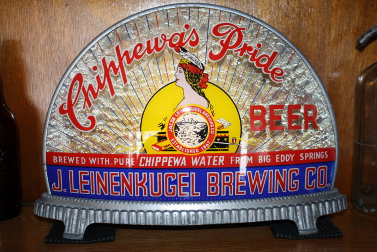 Leinenkugel Beer Gillco Light Sign cab light
