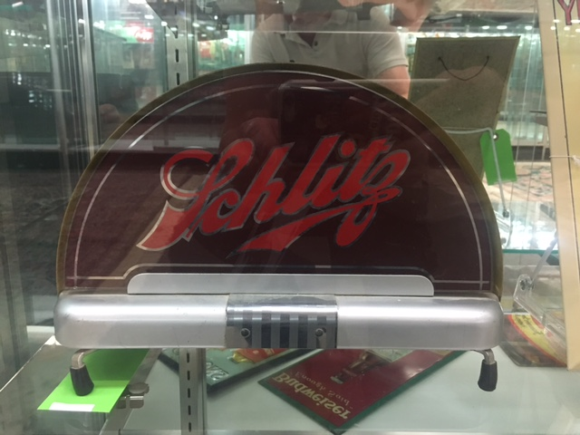 Schlitz Beer Halo Cab Light