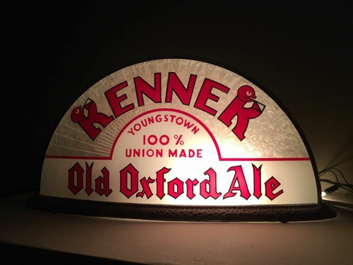 Renner Old Oxford Ale Gillco Cab Light