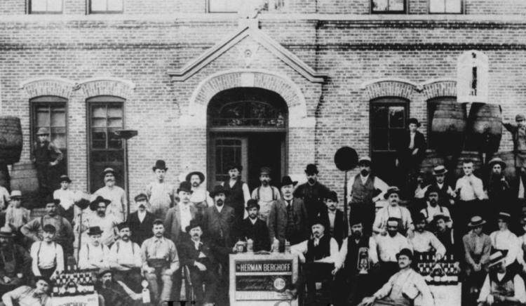 Berghoff Brewery Workers