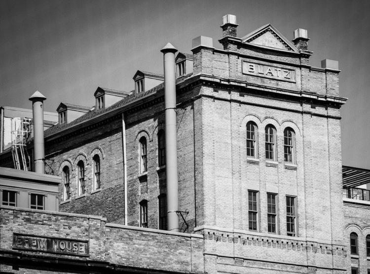 Blatz Brewery Brewhouse