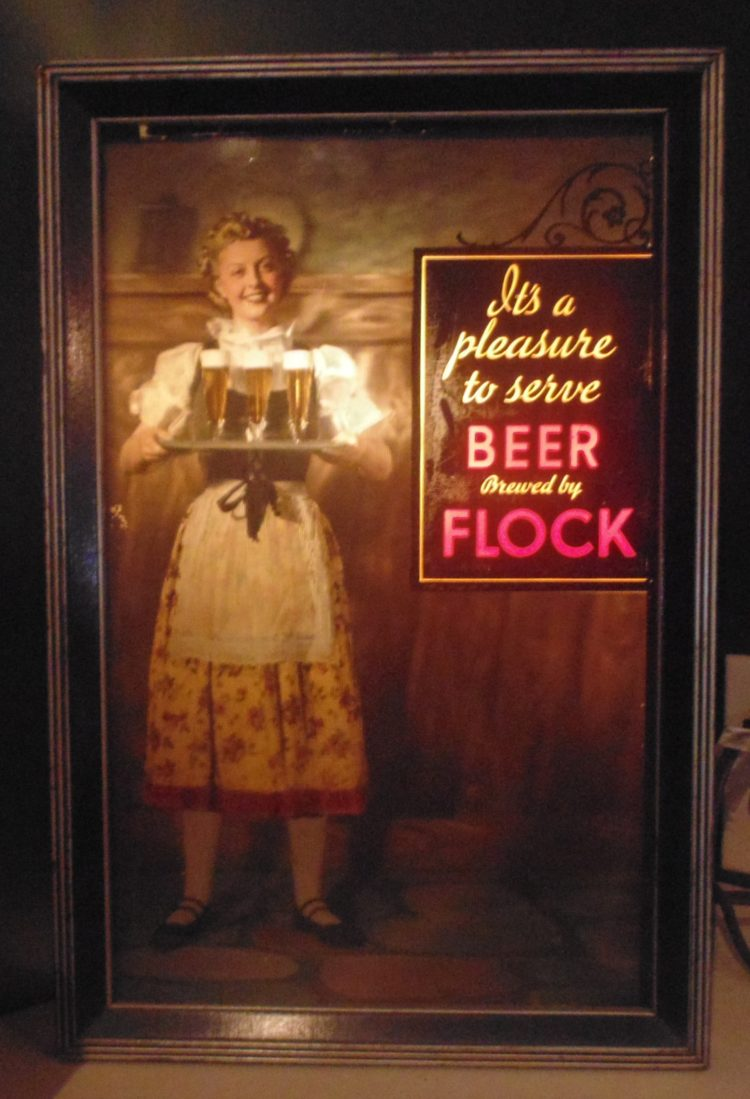 Flock Beer Depth-O-Graph