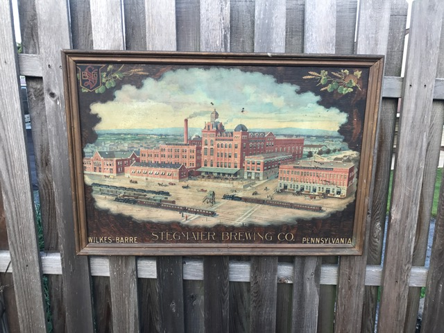 Stegmaier Brewery Factory Scene