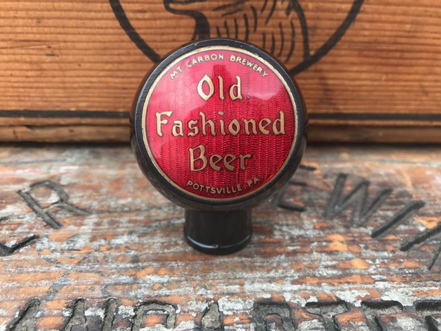 Old Fashioned Beer Ball Tap Knob
