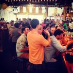 tied house brewery crowd