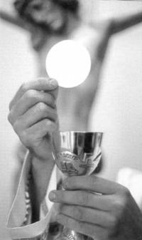Eucharystia - realnie obecny Chrystus