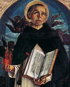 Święty Wincenty Ferreriusz