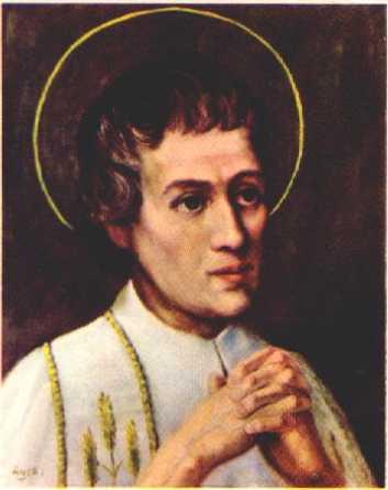 Święty Ludwik Grignon de Montfort