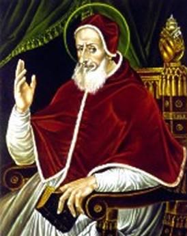 Święty Pius V