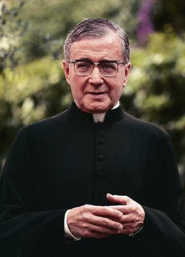 Święty Josemaría Escrivá de Balaguer