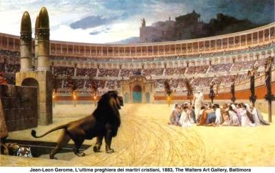 Ostatnia modlitwa pierwszych chrześcijan