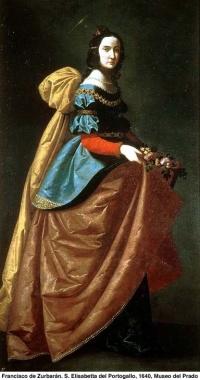 Święta Elżbieta Portugalska