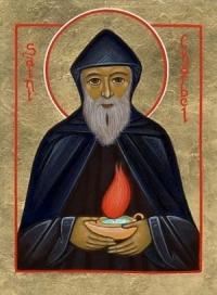 Święty Sarbeliusz Makhluf