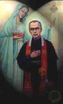 Święty Maksymilian Maria Kolbe