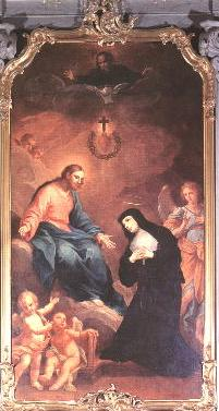Święta Małgorzata Maria Alacoque