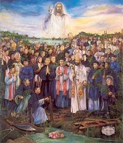 Święci męczennicy wietnamscy