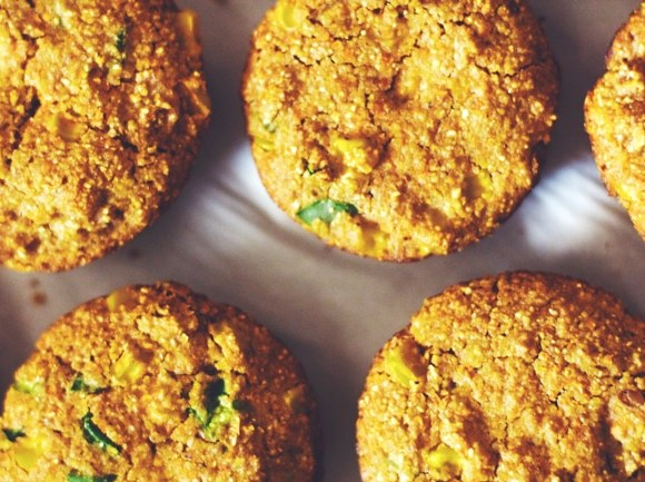 Cajun Cornbread Muffins | Thanksgiving Thursday