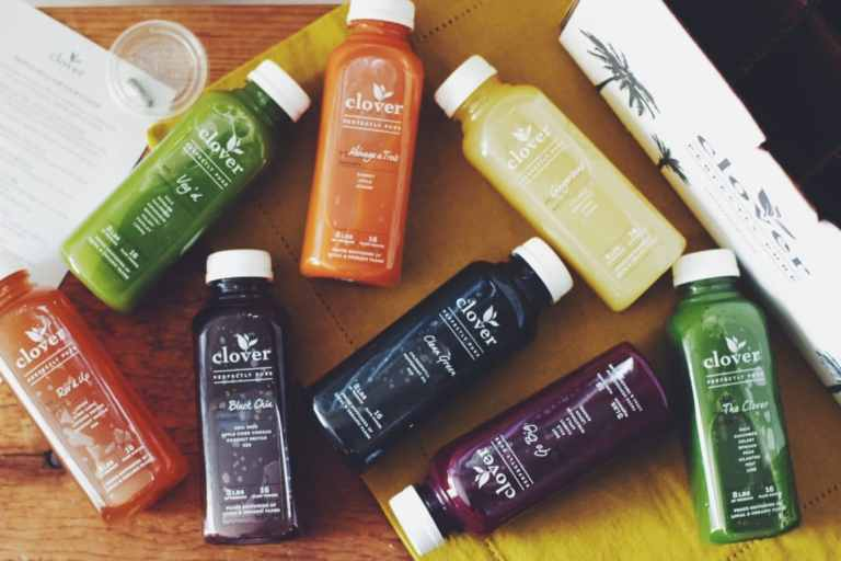 True Story : I Did Clover Juice's 3 Day Juice Cleanse.