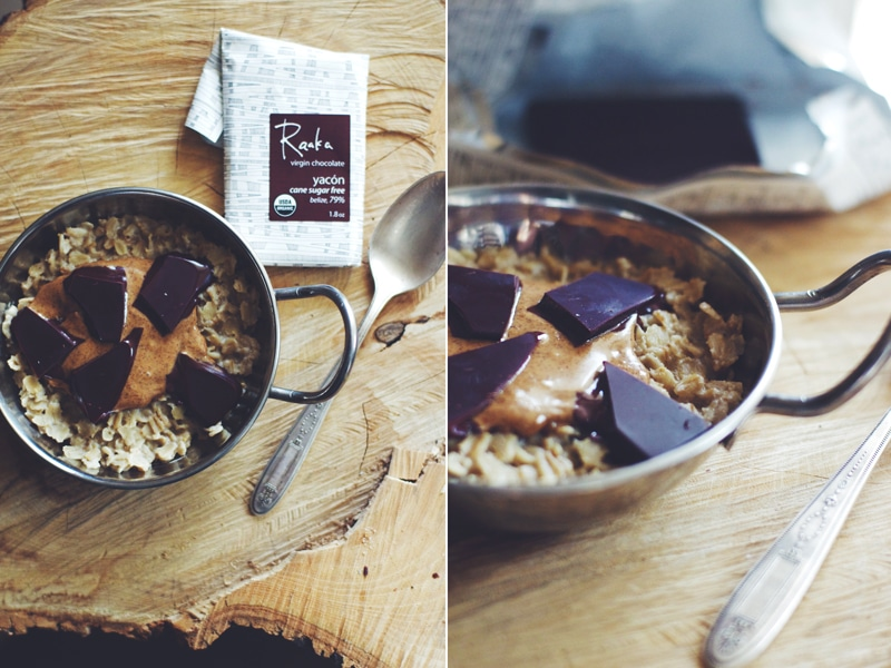 Raaka Chocolate (aka. Life Changing Vegan Chocolate)     Brewing Happiness