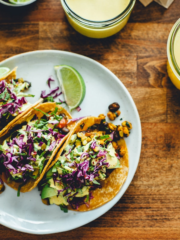 Healthy Mexican Tacos