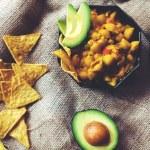 healthy mexican mac 'n cheese
