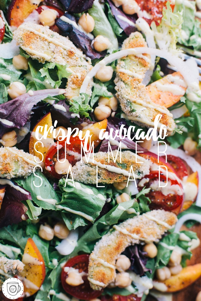 the BEST summer salad ever